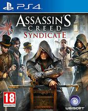 Assassin's Creed Syndicate  - PS4 ITA - NUOVO SIGILLATO  [PS40292]