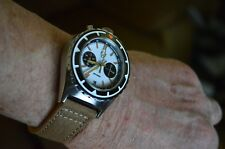 "Stuckx ""Panda Bullhead Chronograph""*Seiko Mechaquartz Movement*200mWR*"