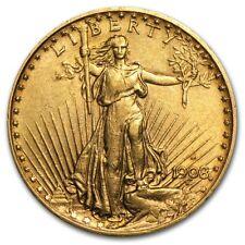 $20 Saint-Gaudens Gold Double Eagle XF (Random Year) - SKU #117