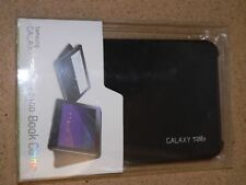New Genuine Samsung Galaxy Tab 2/P3100 7-Inch Book Cover Flip Case Black