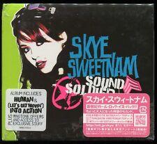 Skye Sweetnam - Sound Soldier CD NEW Canada w/Japanese sticker 2007 12-tracks
