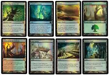 From the Vault: Realms: Full Set - 15/15 Cards - FOIL - MTG Magic