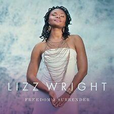 Freedom & Surrender - Lizz Wright (2015, CD NEUF)
