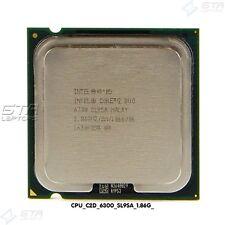 Intel Core 2 Duo E6300 1.86GHz SL9SA LGA775 Dual-Core CPU Working Pull