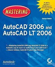 Mastering AutoCAD 2006 and AutoCAD LT 2006 (Mastering)