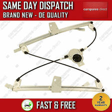 FOR NISSAN QASHQAI 2007>ON FRONT RIGHT OFF SIDE DRIVER WINDOW REGULATOR 4 DOORS