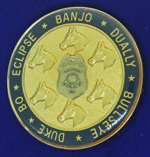 Albuquerque Police Horse Mounted Unit New Mexico Challenge Coin MC