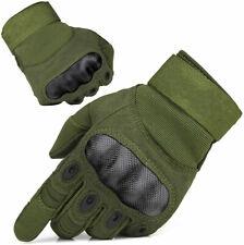 Herren Taktische Handschuhe Armee Militär Handschuhe für Motorrad Airsoft 2021