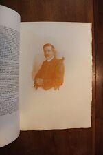 H. G. Wells Figures Contemporaines Mariani Biographie 1911 1/25 ex. Rare !