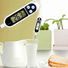 Digital Food Thermometer BBQ Cooking Meat Hot Water Measure Probe Kitchen Tools
