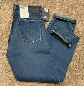Levi's 511 Made & Crafted Slim Jeans Selvedge Made in Japan Men's Sizes RT$228