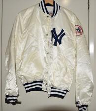 New listing Authentic NY Baseball Jacket Sz:XL. FREE POSTAGE. B12
