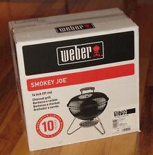 Weber Smokey Joe - Lime Green Ltd. Edition Portable Charcoal Grill - Sealed Box