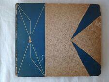 Rare Alice in Wonderland Book 1930 Lewis Carroll Black Sun Press Marie Laurencin
