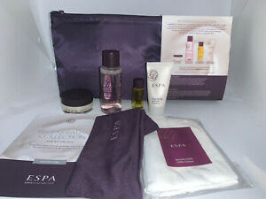 ESPA Regenerating Age-Defying Collection For MATURE SKIN 6 Piece Gift Set & Bag