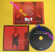 CD CHERRY GHOST Thirst For Romance 2007 Uk HEAVENLY HVNLP59CD no lp mc dvd (CS8)