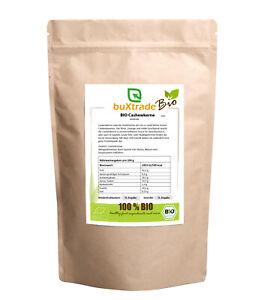 250g Organic Cashew Seeds Nature Untreated Unroasted No Additives Cashew