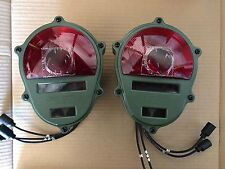 HMMWV Hummer H1 M10 M44 Military Vehicles Rear Tail Light PAIR Assembly 12375837