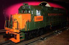 MTH GP-40 DIESEL ENGINE WESTERN PACIFIC (WP#3509) PROTO SOUND 2.0 MTH 20-2309 -1