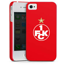 Apple iPhone 4 Premium Case Cover - 4. Stern FCK