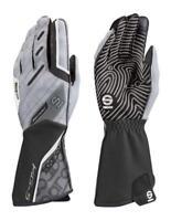 Gloves SPARCO MOTION KG-5 Karting Silicon KG5 Kart Race Driver Black
