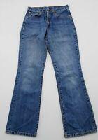 Levi's Levis Jeans 525 W30 L32 30/32 blau stonewashed Bootcut -Y198