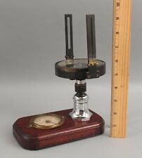 Antique Surveying 1895 Schofields Angle Indicator WWII US Signal Corps Compass