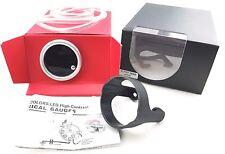 Tinted 2BAR LED Mechanical Boost gauge / Vacuum 52mm Pod fits Honda Mazda Nissan