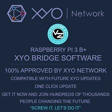 XYO NETWORK: XYO BRIDGE SOFTWARE ON MICRO SD CARD (FOR RASPBERRY PI 3 B+)