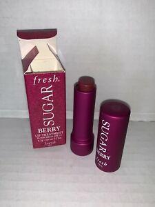 Fresh Sugar Berry Lip treatment Sunscreen SPF15 4.3 g 0.15 Oz NEW IN BOX
