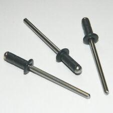 250 Blindnieten 4x10 Kupfer//Bronze Flachkopf Kupferniet