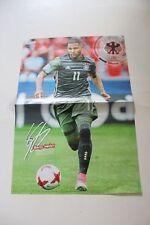 Serge Gnabry // Franck Ribery- Poster aus der Bravo Sport