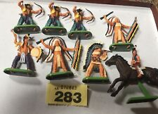 Britains Wild West Apache Indians And One On Horse