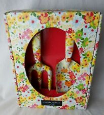 Fork and Trowel Gardening Tool Set - Cynthia Rowley Floral Design, New