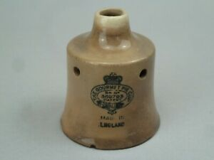 VINTAGE CERAMIC BELL SHAPED PIE FUNNEL THE GOURMET PIE CUP