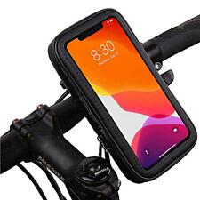SUPPORTO BICI MOTO PORTA CELLULARE CUSTODIA BORSA IMPERMEABILE SMARTPHONE 6.3 69