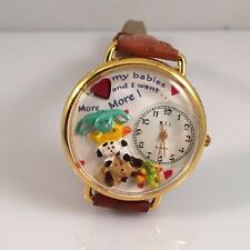 Vintage WYL What's Your Line Whimsical Watches Women's Beanie Babies Watch