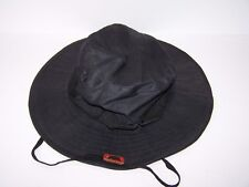 """JUNGLE HAT TYPE II Black Size 7.25"""" Boonie Vented Ammo Band"""