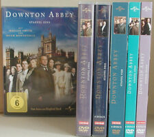 6 DVD-Boxen (insgesamt 23 DVDs) - Downton Abbey - komplett