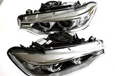 Xenon Headlights PAIR Fits BMW 4 Series F32 F82 F33 F83 2013- OEM