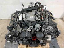 2009 Mercedes C300 204 Type AWD 3.0L Engine Assy. 176k *Runs Super**