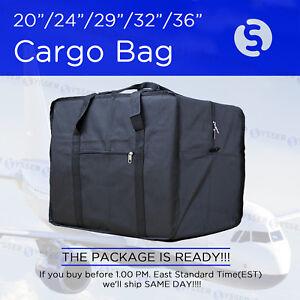 Square Travel Duffle Bag Bolsa Maleta de Lona 20 50 70 100 150 Lb Luggage Tote