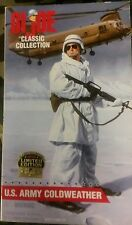 GI JOE US ARMY COLD WEATHER 1998 LIMITED EDITION Hasbro Adult Collectable