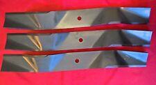 3 x 72 Inch Cut Toro, Gravely, Husqvarna, Scag, Ferris, 3in1 Mower Bar Blade