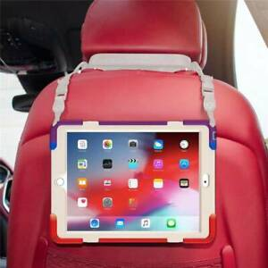 For iPad 9th 8th 7th Gen Case Cover Kids Portable Handle Stand Strap Armor Safe