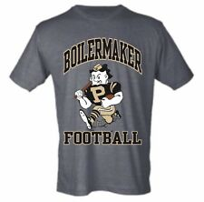 Vintage Purdue Boilermakers football shirt, size S, M, L, XL