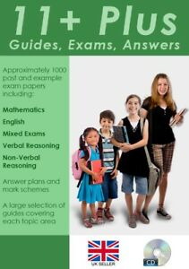 11+ Eleven Plus Exams- Guides, Papers, Answers and more! (CD Delivery)