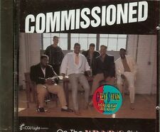 COMMISSIONED - ON THE WINNING SIDE - CD - NEW