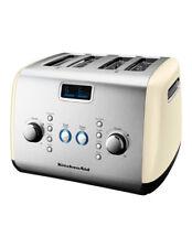 KitchenAid Artisan Toaster 4 Slice Almond Cream 5AKMT423AC