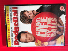 Dodgeball:A True Underdog Story NEW Extreme Edition DVD5039036019217Grab By Ball